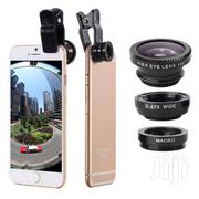 Universal Clip 3in1 Mobile Phone Lens 3 Functions Webcam Universal | Accessories for Mobile Phones & Tablets for sale in Dar es Salaam, Ilala