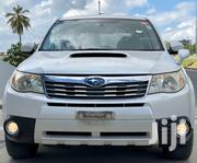 New Subaru Forester 2009 White | Cars for sale in Dar es Salaam, Kinondoni