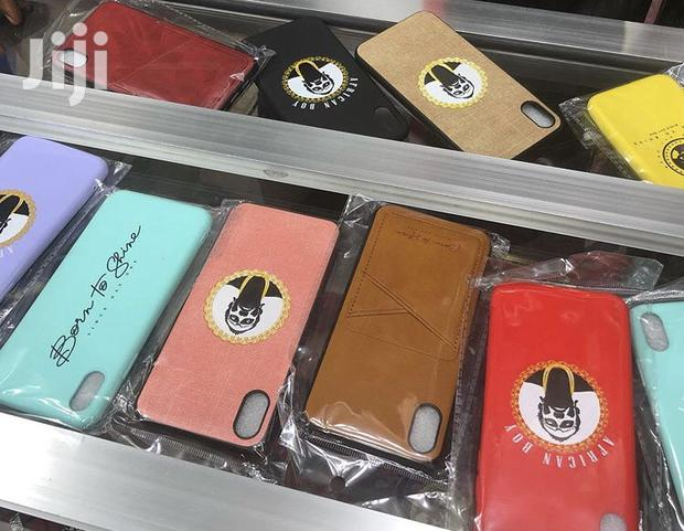 Archive: iPhone And Samsung African Boy Cases