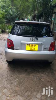 Toyota IST 2002 Silver | Cars for sale in Dar es Salaam, Kinondoni