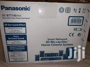 Panasonic 3d Blu Ray Dick Home Cinema Sysyem | Audio & Music Equipment for sale in Morogoro, Kidatu