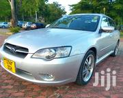 New Subaru Legacy 2003 2.5 Automatic Silver | Cars for sale in Dar es Salaam, Kinondoni