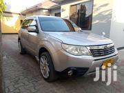 Subaru Forester 2010 2.5X Silver | Cars for sale in Dar es Salaam, Ilala
