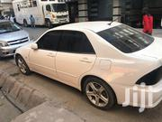 New Toyota Altezza 2005 White | Cars for sale in Dar es Salaam, Kinondoni