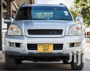 Toyota Land Cruiser Prado 2002 Silver | Cars for sale in Dar es Salaam, Kinondoni