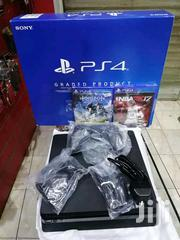 Playstation 4 1tb Two Controller | Video Games for sale in Kigoma, Kigoma Rural