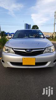 New Subaru Impreza 2010 Silver | Cars for sale in Dar es Salaam, Kinondoni