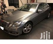 Mercedes-Benz E250 2010 Gray | Cars for sale in North Pemba, Micheweni