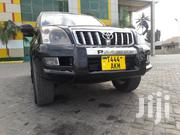 Toyota Land Cruiser Prado 2004 Black | Cars for sale in Dar es Salaam, Kinondoni