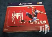 Spiderman PS4 Pro Limited Edition Console 1TB | Video Game Consoles for sale in Dar es Salaam, Ilala