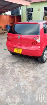 Volkswagen Polo 2004 1.4 Red | Cars for sale in Dar es Salaam, Ilala