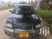Subaru Forester 2004 Automatic Green | Cars for sale in Dar es Salaam, Ilala