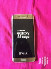Samsung Galaxy S6 edge 32 GB Gold | Mobile Phones for sale in Dar es Salaam, Ilala