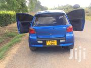 Toyota Vitz 2003 Blue | Cars for sale in Dar es Salaam, Kinondoni