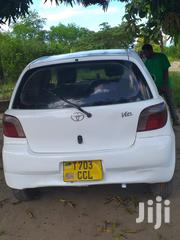 Toyota Vitz 2002 White | Cars for sale in Dar es Salaam, Kinondoni