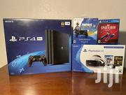 Sony PS4 Pro/VR Bundle & 3 Games - Factory Sealed | Video Game Consoles for sale in Arusha, Arumeru
