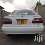 Toyota Corolla 2000 G 1.5 4WD Automatic White | Cars for sale in Dar es Salaam, Kinondoni