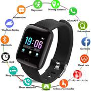 Smart Watch 116 Plus | Smart Watches & Trackers for sale in Dar es Salaam, Ilala