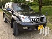 Toyota Land Cruiser Prado 2006 Black | Cars for sale in Dar es Salaam, Kinondoni