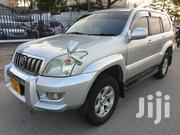 New Toyota Land Cruiser Prado 2008 Silver | Cars for sale in Dar es Salaam, Kinondoni