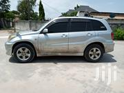 Toyota RAV4 2000 Automatic Silver | Cars for sale in Dar es Salaam, Kinondoni