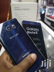 Samsung Galaxy Note 5 Duos 32 GB Blue | Mobile Phones for sale in Dar es Salaam, Ilala