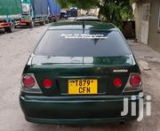 Toyota Altezza 2001 RS200 Automatic Green | Cars for sale in Dar es Salaam, Ilala