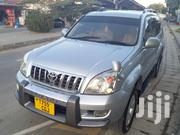 Toyota Land Cruiser Prado 2004 Silver | Cars for sale in Dar es Salaam, Kinondoni