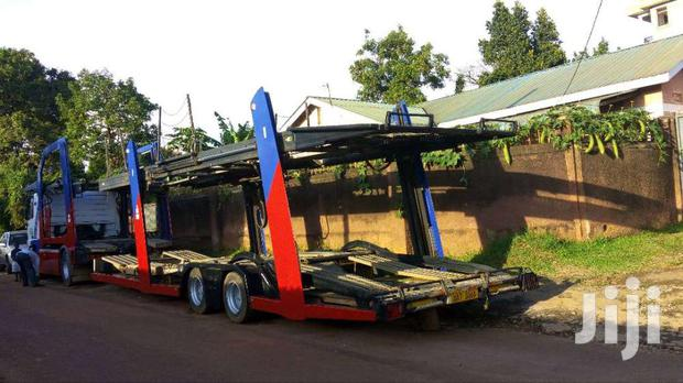 Archive: Actros 1840 Mp1 Car Carrier