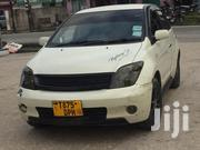 Toyota IST 2004 White | Cars for sale in Dar es Salaam, Ilala