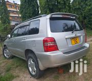 Toyota Kluger 2002 Silver | Cars for sale in Dar es Salaam, Kinondoni