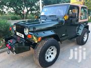 Jeep Wrangler 4x4 Dark Green, Excellent Conditions | Cars for sale in Zanzibar, Zanzibar Urban
