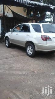 Toyota Harrier 1998 White | Cars for sale in Dar es Salaam, Kinondoni