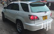 Toyota Harrier 2002 White | Cars for sale in Dar es Salaam, Kinondoni