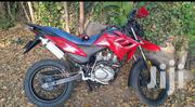 Sanya Dirt Bike 200cc 2010 Red | Motorcycles & Scooters for sale in Mwanza, Nyamagana
