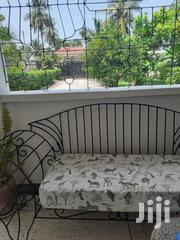 3- Seater Metal Verandah/Garden Bench With Or Without Cushion | Furniture for sale in Dar es Salaam, Kinondoni