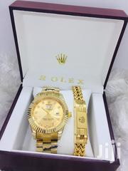 Original Rolex Watch With Blacelates Available | Jewelry for sale in Dar es Salaam, Ilala