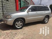 Toyota Kluger 2014 Silver | Cars for sale in Dar es Salaam, Kinondoni