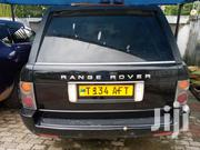 Land Rover Range Rover Vogue 2004 Black | Cars for sale in Dar es Salaam, Kinondoni
