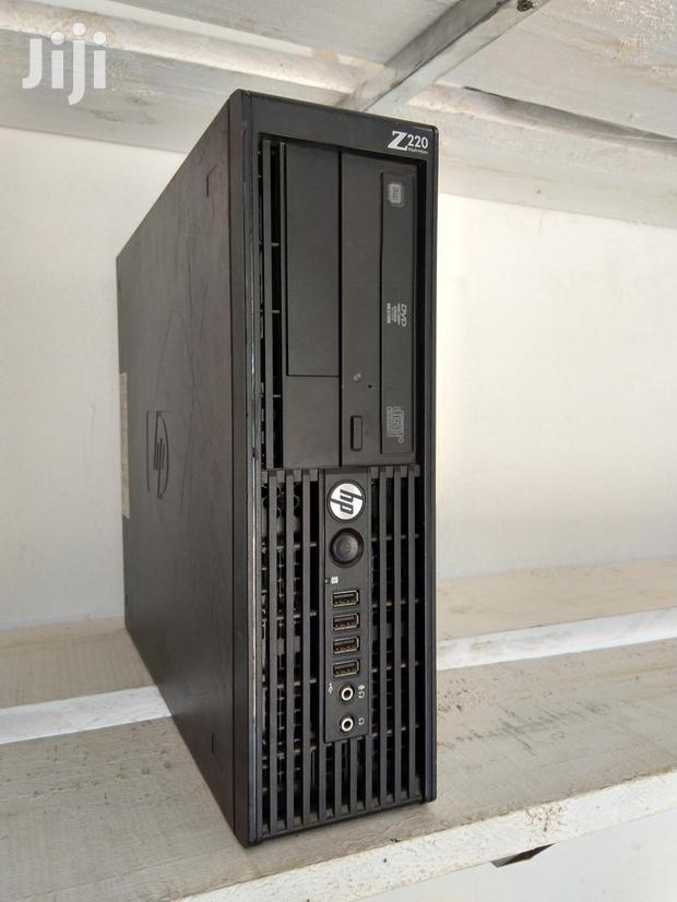 Archive: HP Small Factory Z220.