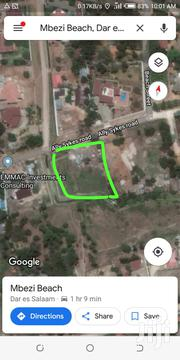 Plot For Sale Mbezi Beach. | Land & Plots for Rent for sale in Dar es Salaam, Kinondoni