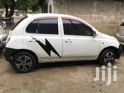 Nissan March 2000 White | Cars for sale in Dar es Salaam, Kinondoni