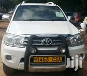 Toyota Fortuner 2007 White | Cars for sale in Dar es Salaam, Kinondoni