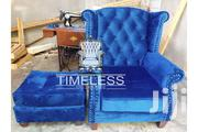 One Seat And Footstool | Furniture for sale in Dar es Salaam, Kinondoni