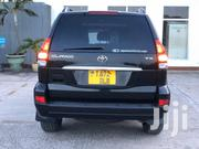 Toyota Land Cruiser Prado 2008 GX Black | Cars for sale in Dar es Salaam, Kinondoni