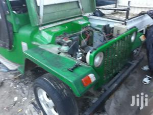 Jeep Jeepster 2002 Green