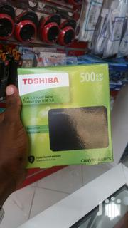 External hard drive 500gb | Computer Accessories  for sale in Dar es Salaam, Ilala